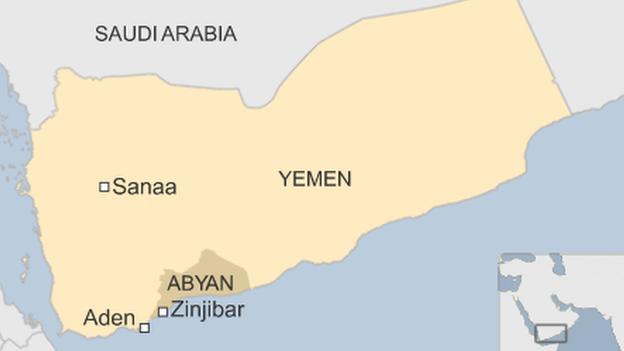 Yemen crisis Heavy fighting for Zinjibar
