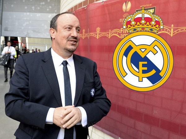 Thời gian còn lại của Benitez tại Real có thể chỉ còn tính bằng ngày