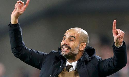 Guardiola được cho là háo hức với những trải nghiệm và thách thức mới. Ảnh: Reuters.