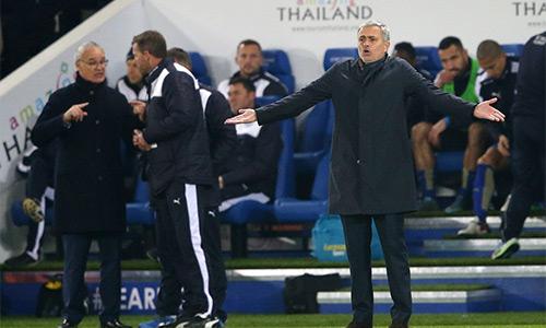 Mourinho chưa bao giờ thua tả tơi như hiện nay. Ảnh: Reuters