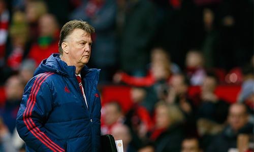 Thất bại dưới tay Southampton khiến Man Utd và Van Gaal trở lại với thực tế khắc khiệt, sau khi bay bổng vì cảm xúc lâng lâng từ trận thắng Liverpool. Ảnh: Reuters.
