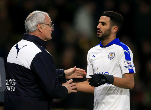 Barca hụt hẫng khi Leicester thay đổi thương vụ Mahrez
