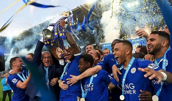 Leicester sẽ không thể nào bảo vệ nổi ngôi vô địch Premier League