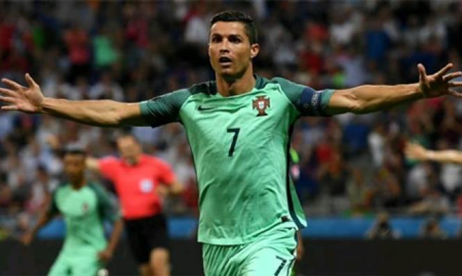 Mình Ronaldo thôi chưa đủ để Bồ Đào Nha chiến thắng Pháp