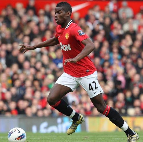 Pogba chốt giá 100 triệu bảng để tới Man United