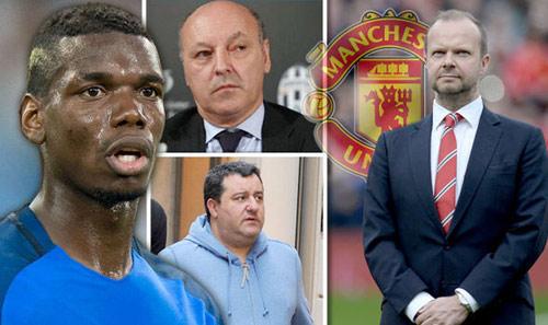 Pogba quyết định chốt tương lai ở Man United
