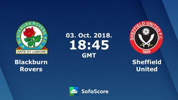 Blackburn Rovers vs Sheffield United (1h45 ngày 04/10 – Giải Vô Địch Bóng Đá Anh)