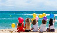 Kinh nghiệm chọn đồ đi biển cho bé gái