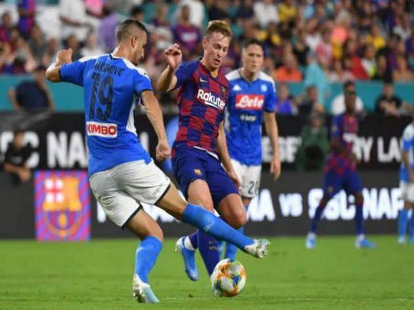 Nhận định soi kèo tỉ số Barcelona vs Napoli