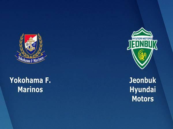Nhận định Yokohama Marinos vs Jeonbuk – 17h00, 01/12/2020