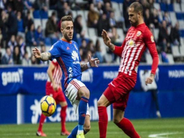 Nhận định, Soi kèo Oviedo vs Almeria, 03h00 ngày 1/12 - Hạng 2 TBN