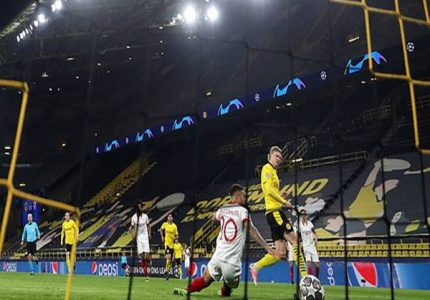 Bóng đá Châu Âu 10/3: Haaland lập cú đúp Dortmund vào Tứ kết C1