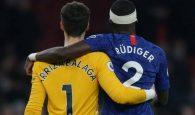 Bóng đá Anh 9/4: Rudiger và Kepa kết thân sau lùm xùm choảng nhau