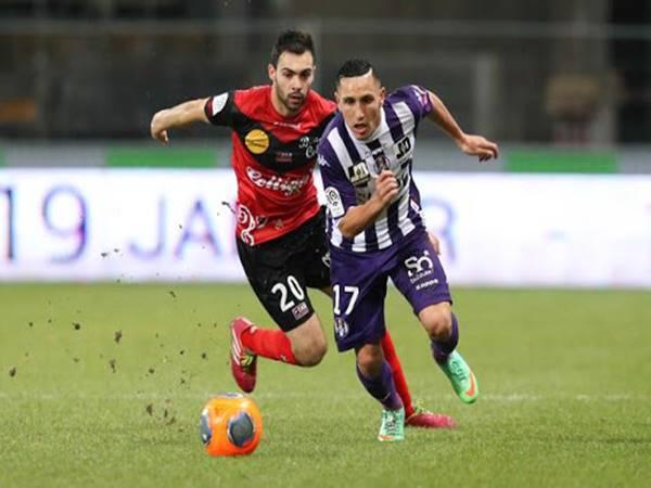 Nhận định bóng đá Guingamp vs Toulouse (1h45 ngày 13/4)