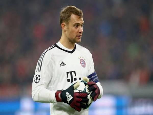Tiểu sử Manuel Neuer - Thủ môn đội bóng Bayern Munich