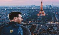 Lương Messi hiện tại là bao nhiêu khi chuyển đến CLB PSG