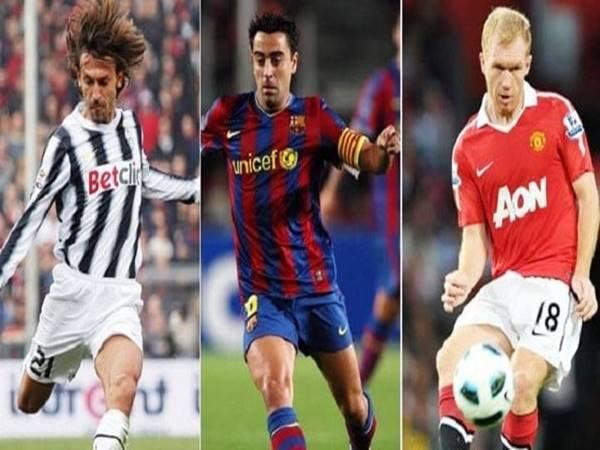 Tiền vệ là gì? Vai trò của tiền vệ trên sân trong bóng đá