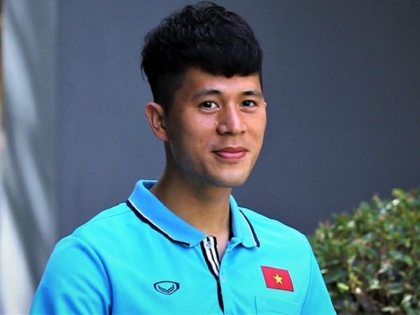 Tiểu sử cầu thủ Trần Đình Trọng - Lá chắn thép của ĐTVN